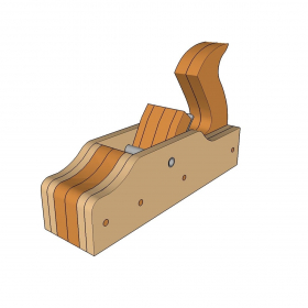 3 Hand Planes Plans