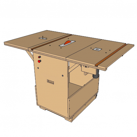 Planos Portable Workshop