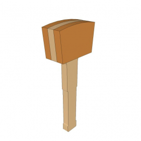 Plywood Mallet