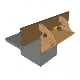 Planos Guía para Cepilladora