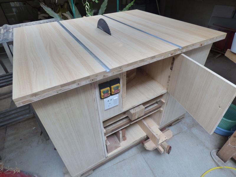 ... - Daniel Veillard Router & Saw Table Project - PAOSON WOODWORK