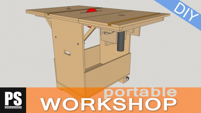 Making a Portable Workshop