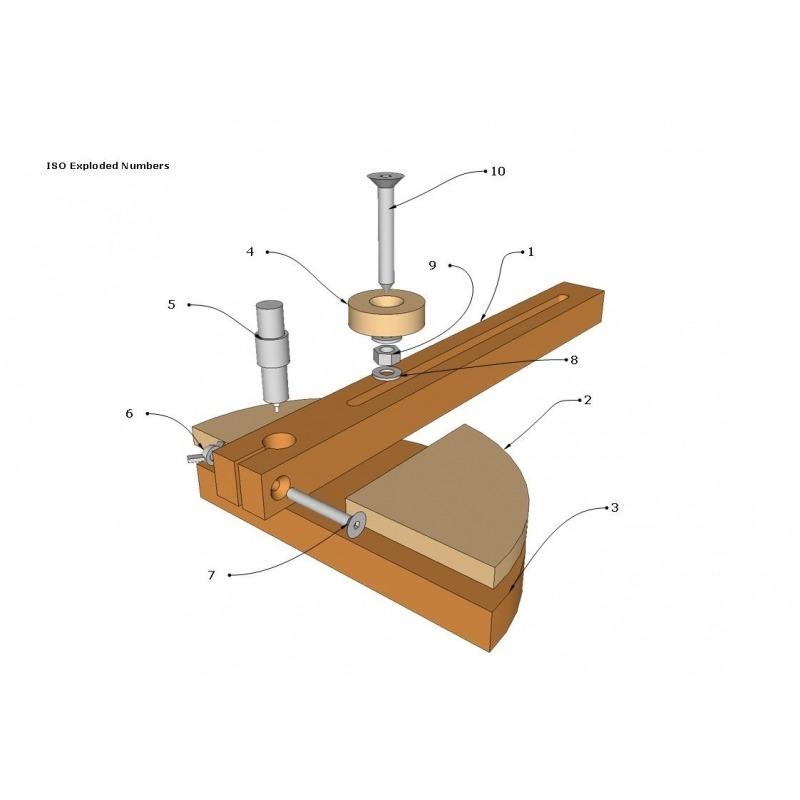 Marking Gauge And Beam Compass Plans