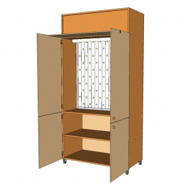 Portable Spray Booth Plans