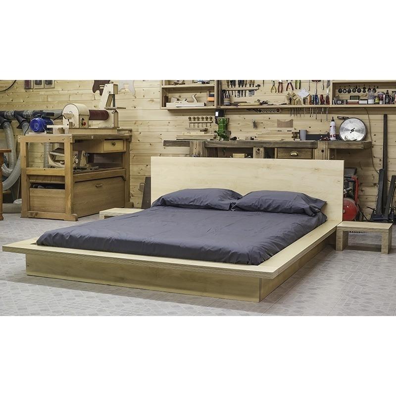 Tatami Bed Plans Standard Frame