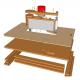 Edge Belt Sander Table