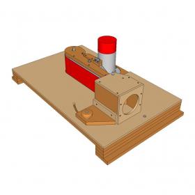 Edge Belt Sander Table Plans