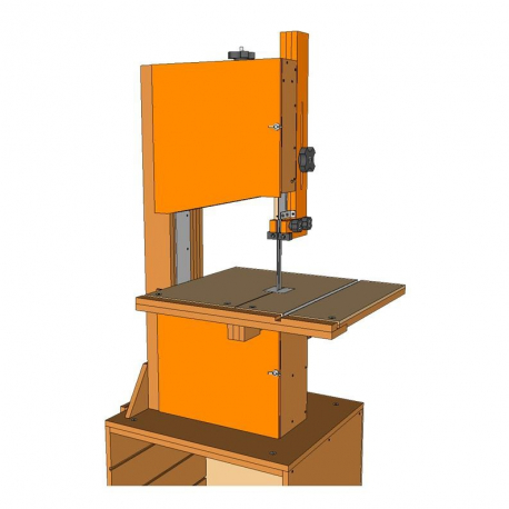 Band Saw Plans