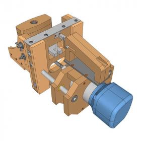 X-Motion Portable Mortiser