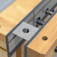 Magnetic Protectors for Bench Vise Jaw Plans