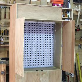 Portable Spray Booth Plans