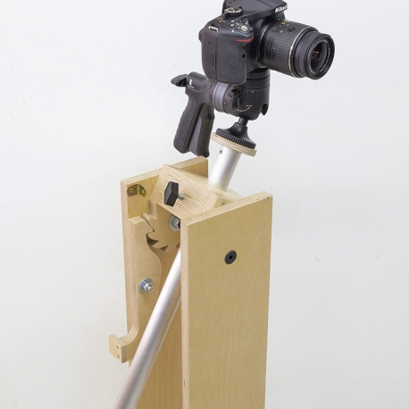 Studio Camera Stand Plans