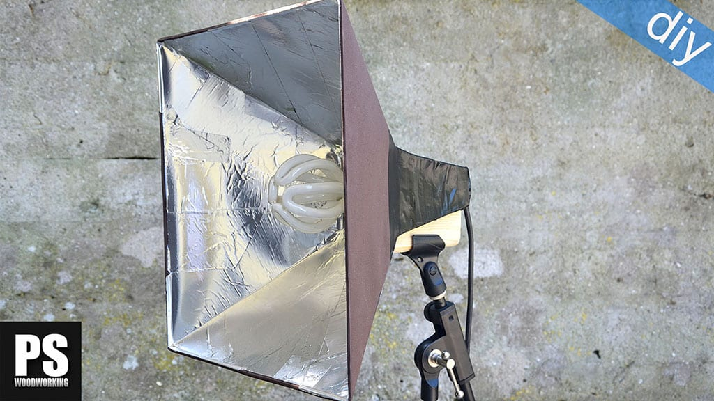 Homemade Photography Lighting Kit
