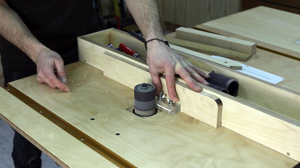 How-use-drill-press-sanding-drums-luthier