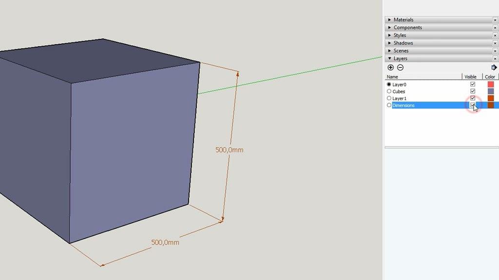 8 - SketchUp Tutorial for Beginners