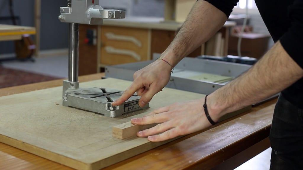 Diy-column-drill-press-stand-table