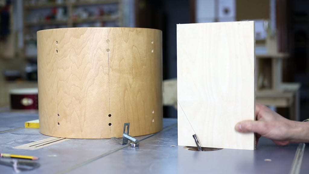 DIY-drum-bearing-edge-cutting-angle