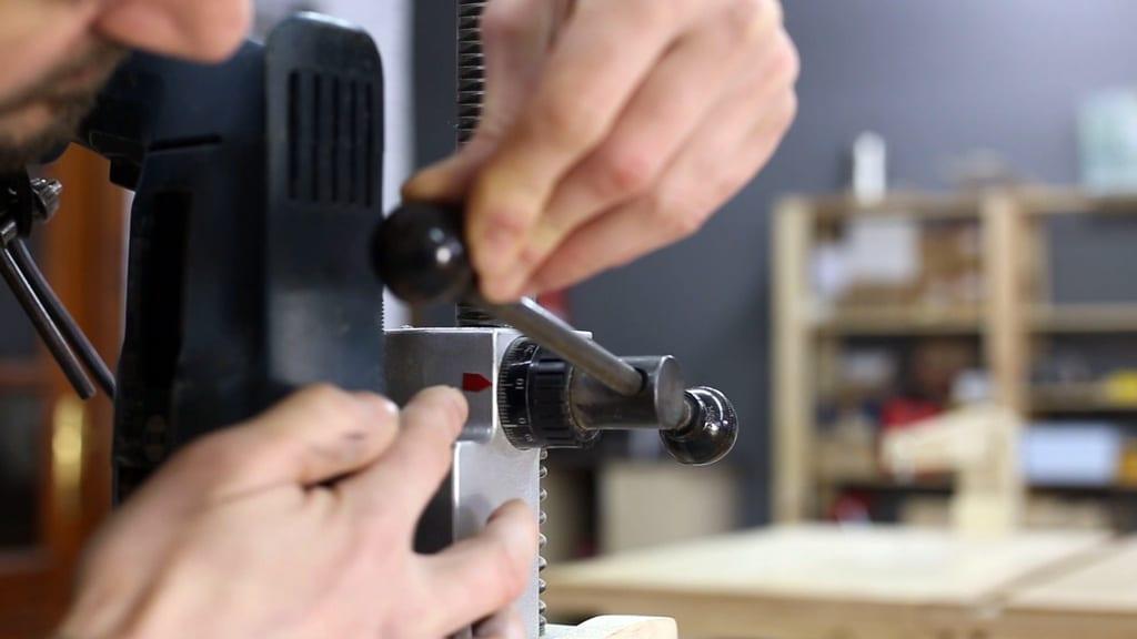 Diy-column-drill-press-table