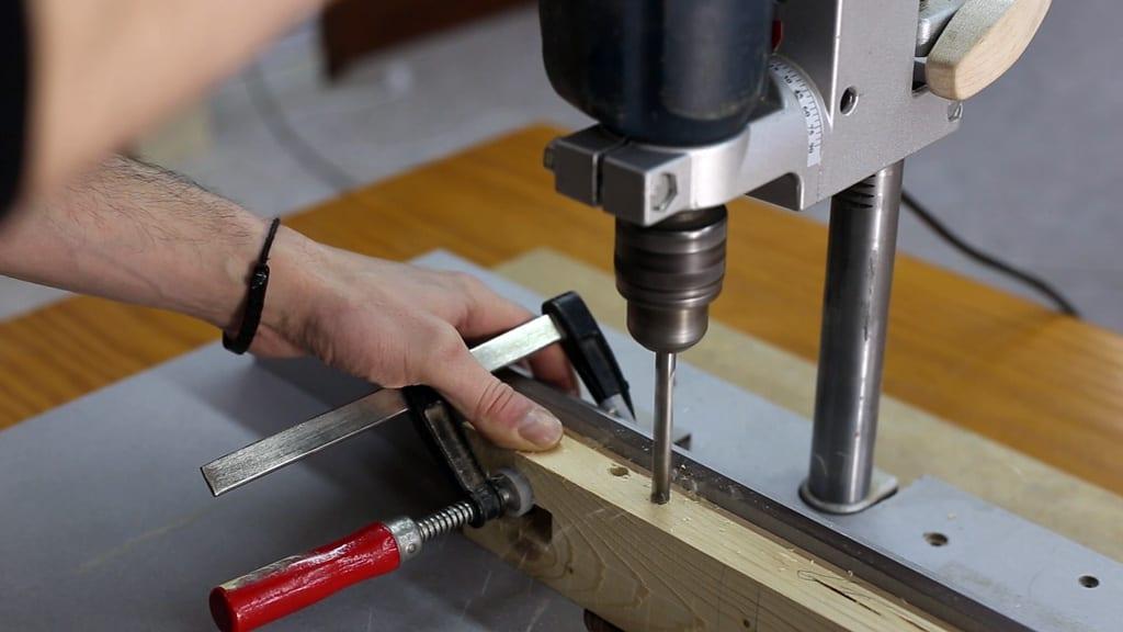 How-drill-forstner-diy-column-drill-press-table