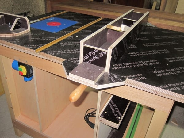 Juandemouturelossawtable - Router & Saw Table Readers Projects