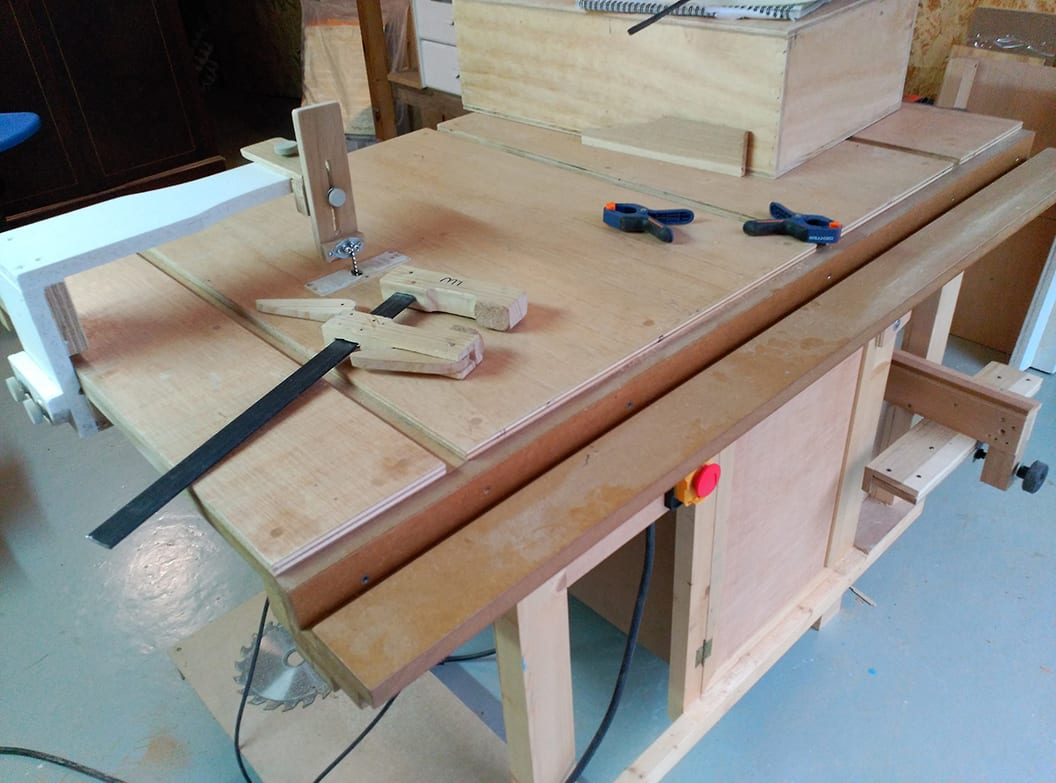 MiguelAnxoTableSaw6 - Router & Saw Table Readers Projects