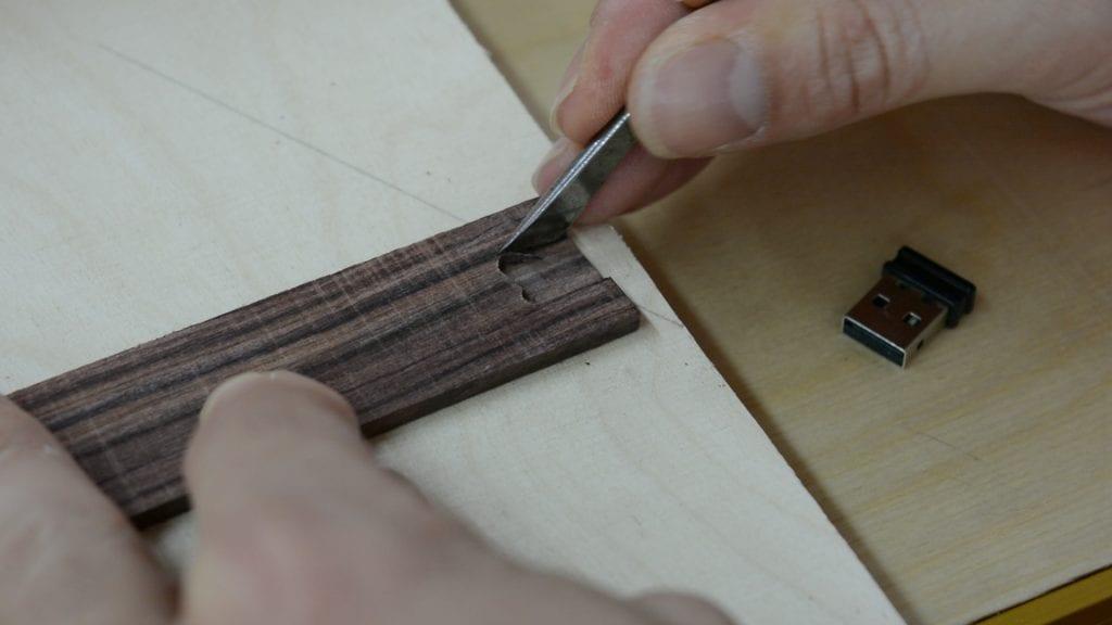 Carving-wood-diy-laser-engraved-usb-keychain