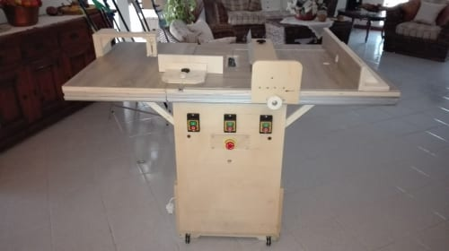 Homemade-multi-tool-router-table-saw-woodworking