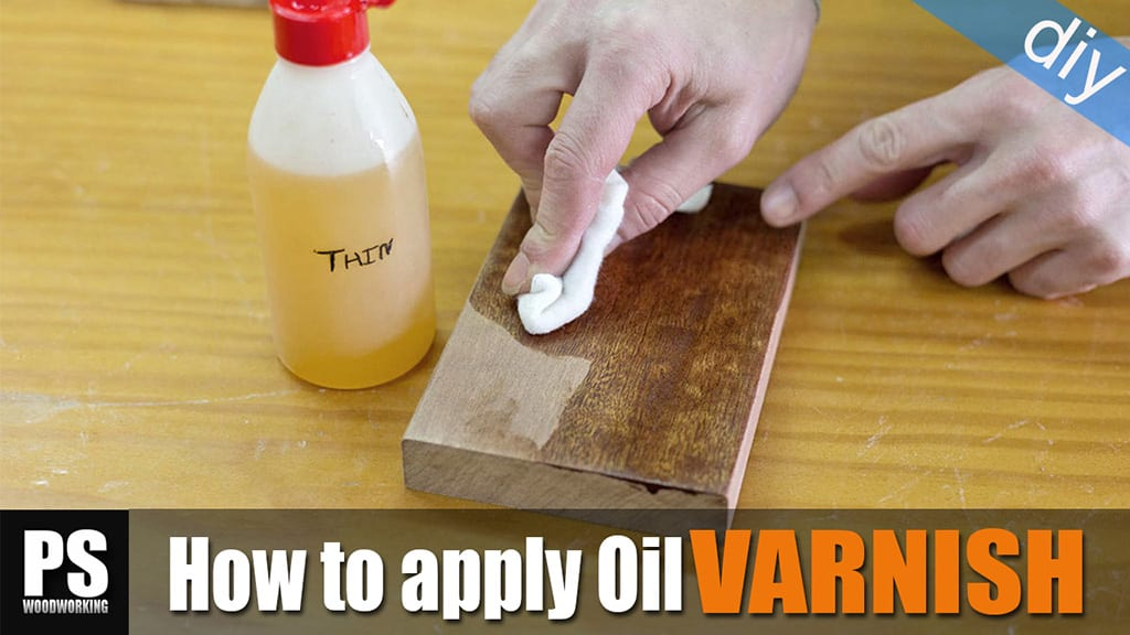 How to apply an Oil-Based Varnish