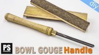 Turning-diy-bowl-gouge-handle
