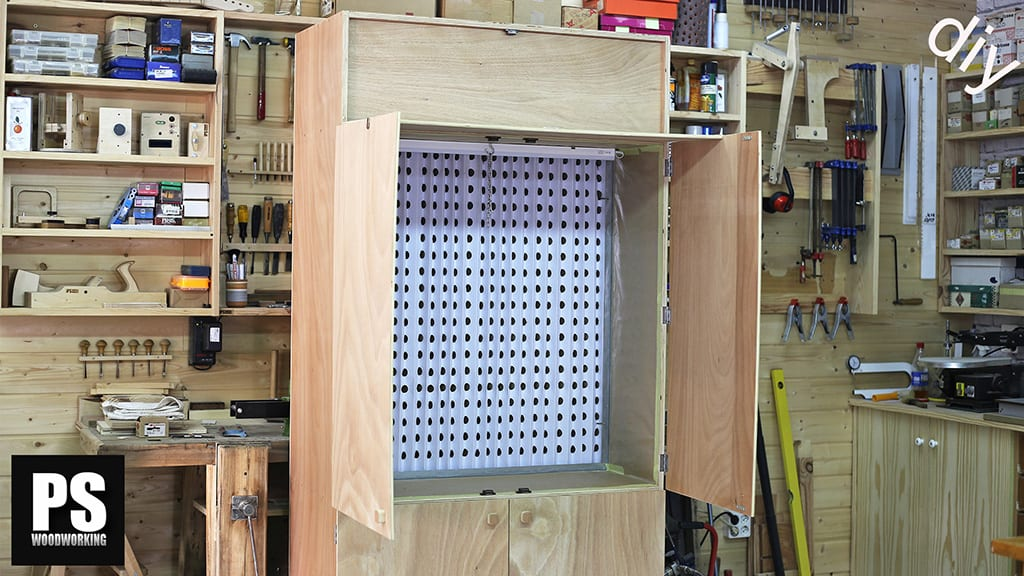 Portable Spray Booth & Air Cleaner