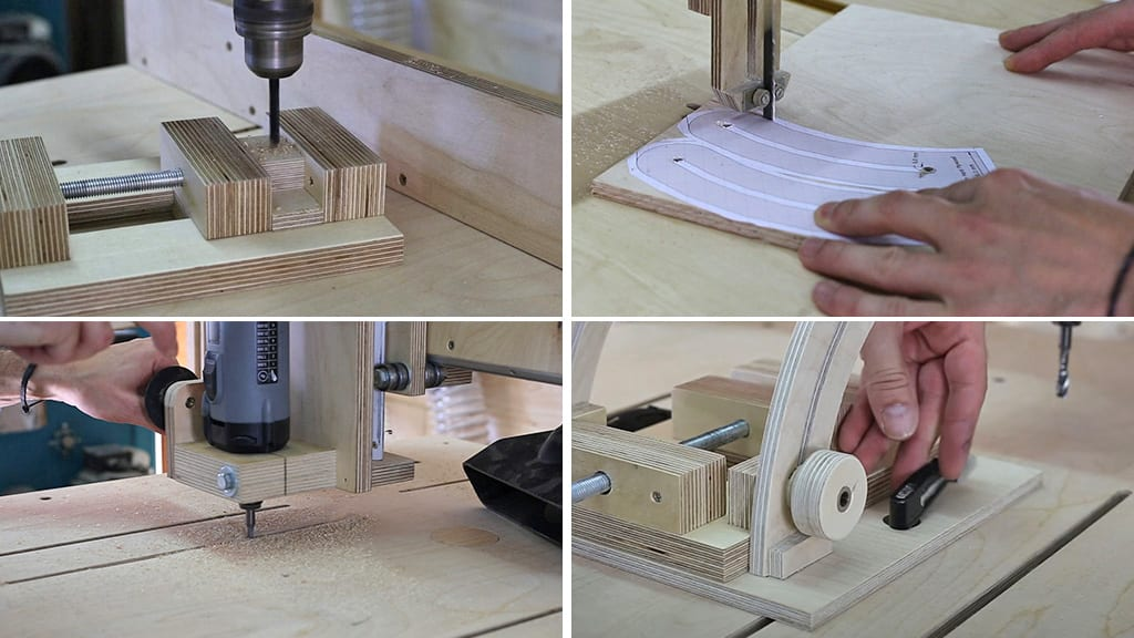 How-make-woodworking-homemade-angle-drill-press-vise