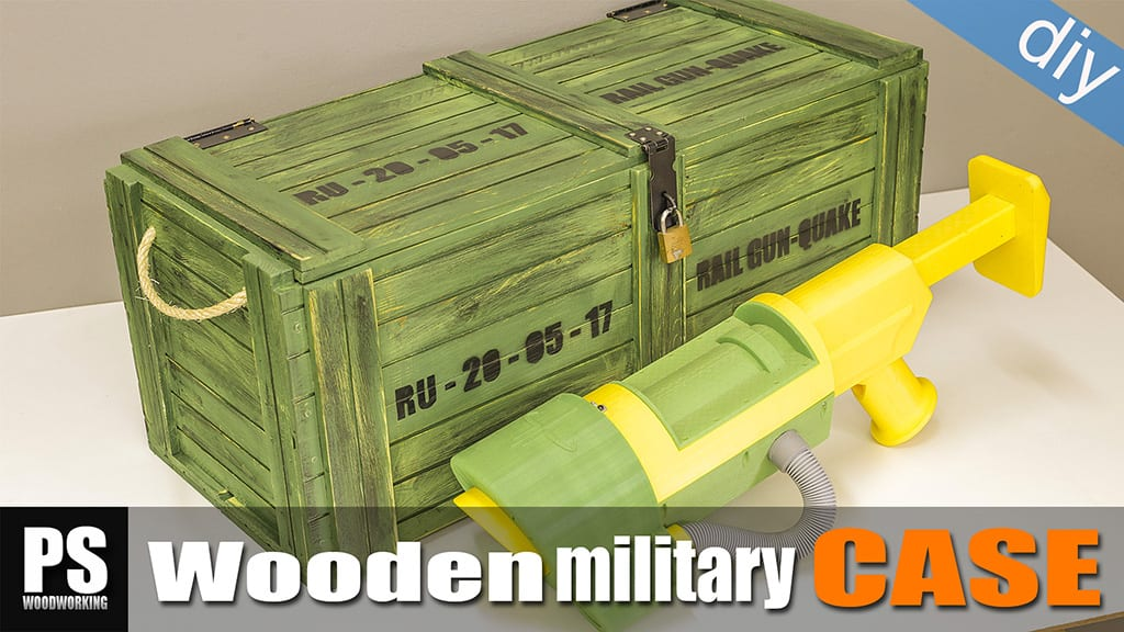 DIY military style case