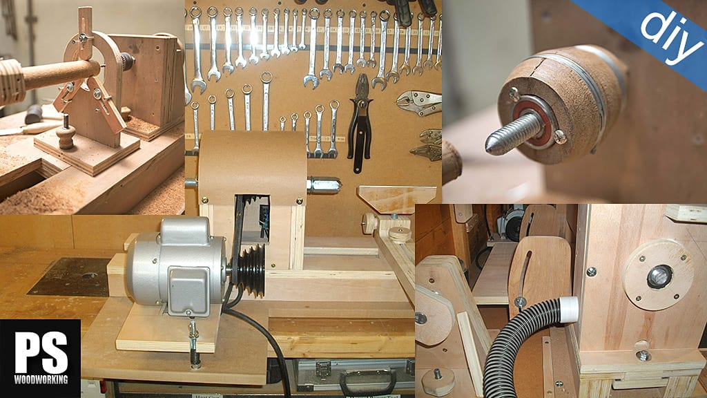Lathe & Sanding Station Readers Projects