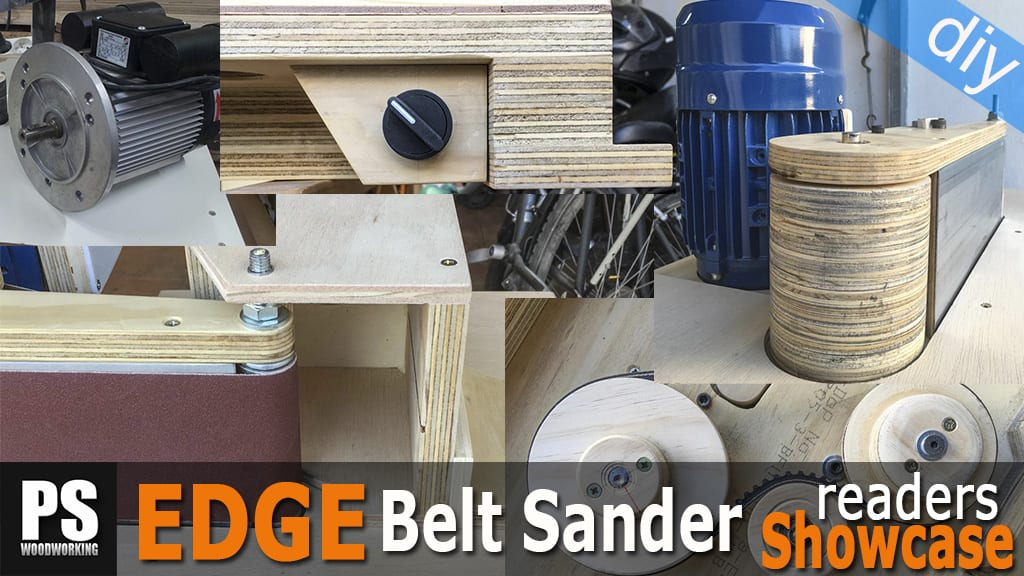 Edge Belt Sander Table Readers Projects
