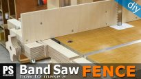 How-to-make-homemade-band-saw-fence