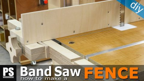 How-to-make-homemade-band-saw-fence