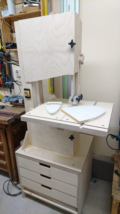 Homemade-woodworking-band-saw-readers-users