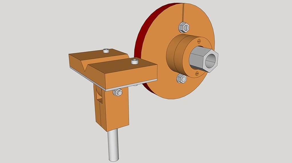 Homemade-lathe-sharpening-grinding-wheel-plans