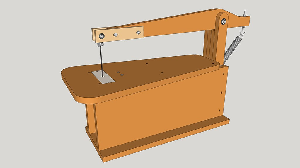 Homemade-scroll-saw-plans