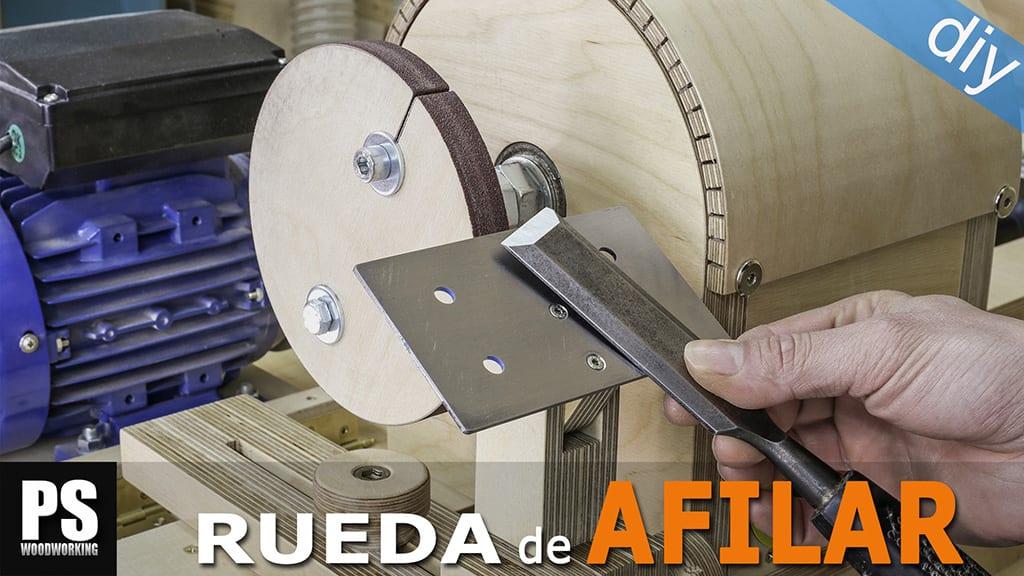 Rueda de Afilar/Esmeril Casera
