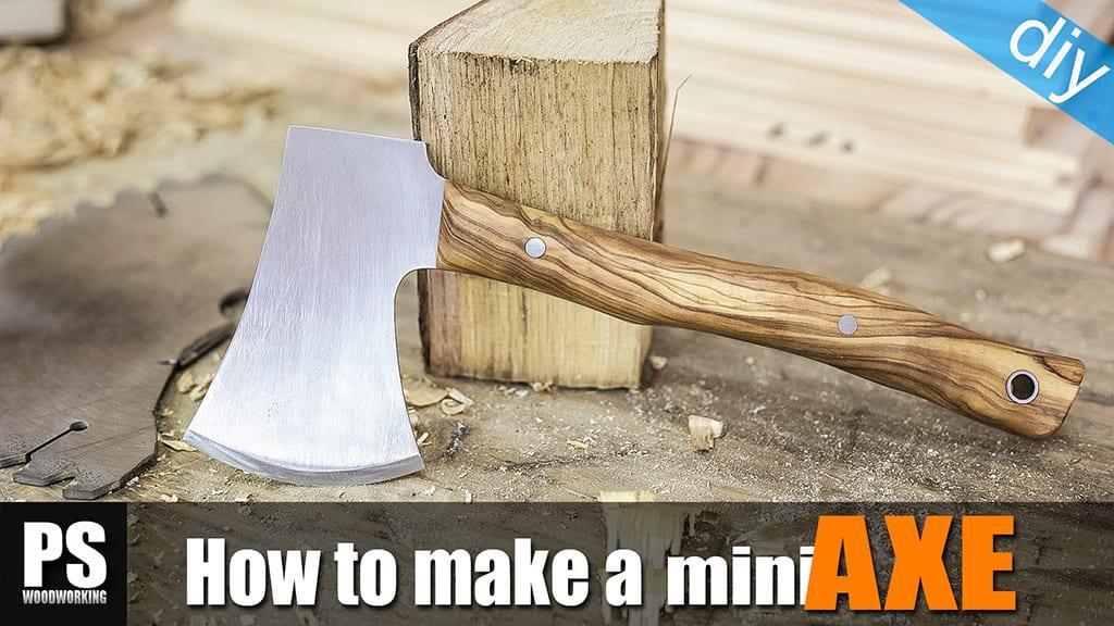 Making a mini Axe