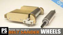 Easy-to-make-belt-sander-grinder-wheels