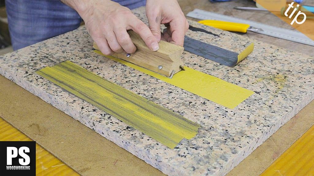 Cómo Afilar las Cuchillas de una Cepilladora