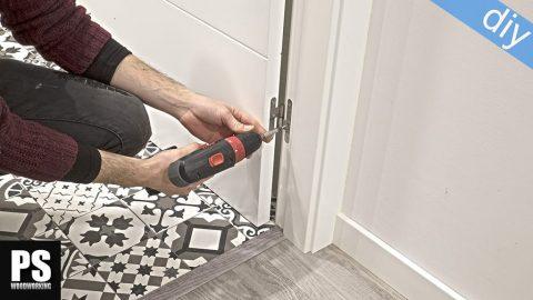 How-to-install-prehung-interior-door