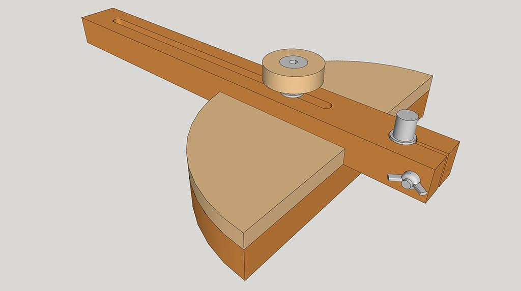 Diy-marking-gauge-beam-compass-plans