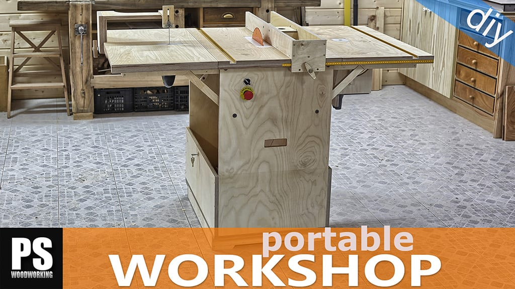How to make a Portable Workshop