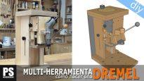 Multiherramienta-Casera-Dremel-Fresadora