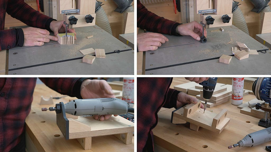 How-to-make-rotary-tool-workstation-clamping-collar