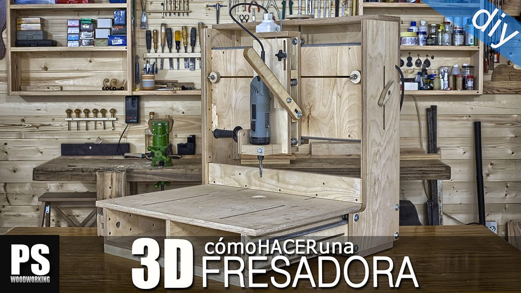 Fresadora-3d-carpinteria-bricolaje