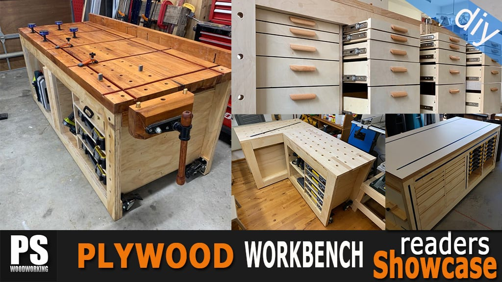Multi-Function Workbench Readers Projects